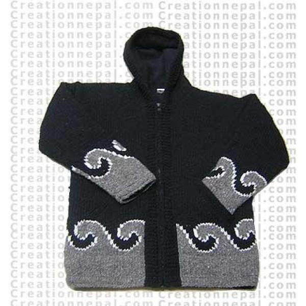 Woolen jakcet 19