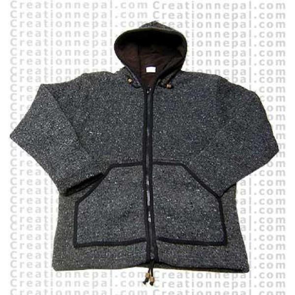 Woolen jacket 22