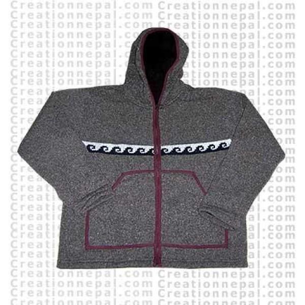 Woolen jacket 25