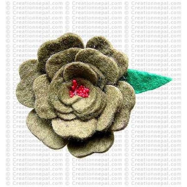 Flower hairband 4