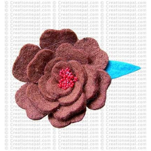 Flower hairband 6