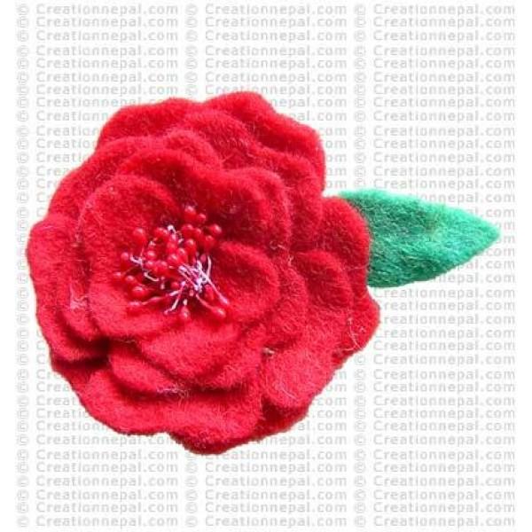Flower hairband 7