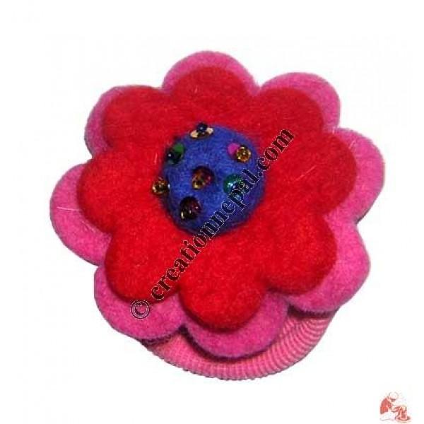 Flower hairband 33