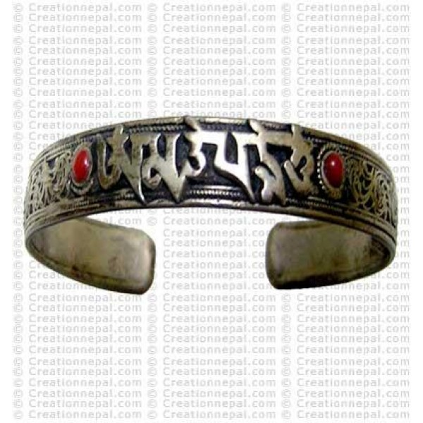 Small size filigree bangle
