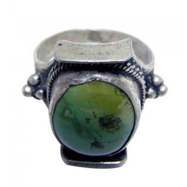 White metal Tibetan fingering1