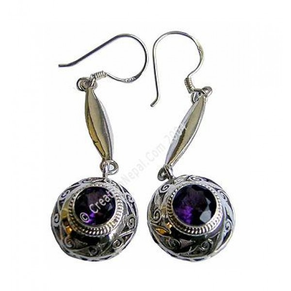 Water pot Earring 1