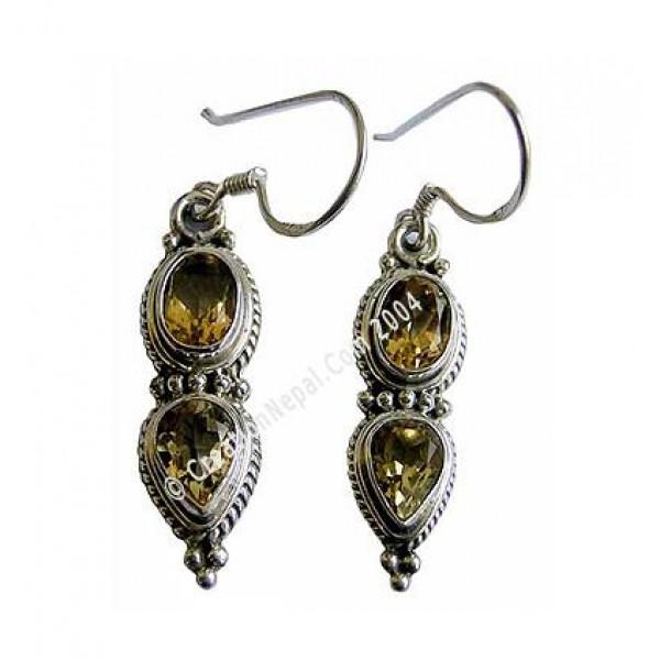 Two stone Earring 1
