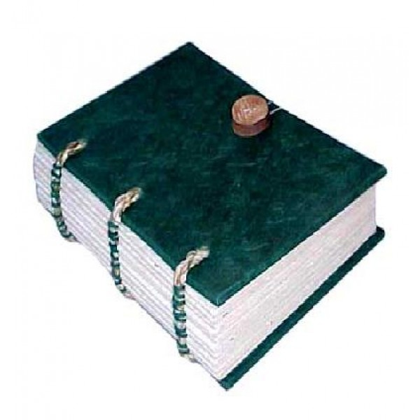 Traditional binding unique journal