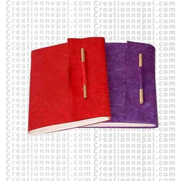 Soft cover pocket book