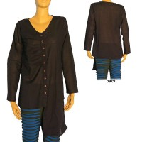 Khaddar cotton blouse