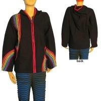 BTC rainbow jacket