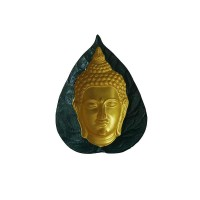 Image engraved resin magic Buddha