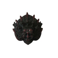 RB color resin Bhairab mask