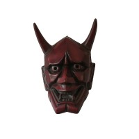 RB color resin Evil mask