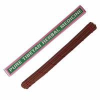 Pure Tibetan herbal medicine incense (packet of 10)