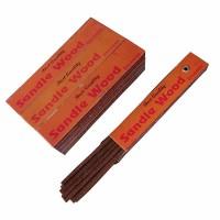 Sandalwood short size incense (packet of 12)