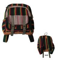 RASTA Gheri leather backpack
