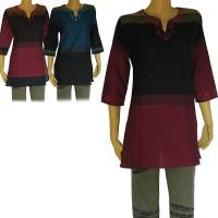 Tin-pate cotton sari top2