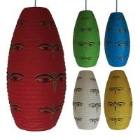 Buddha-eye madal lampshade
