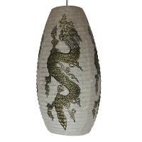 Dragon madal lampshade