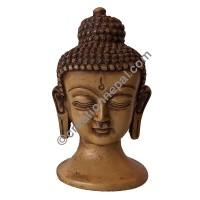 5 inch ivory color Buddha head
