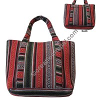 Gheri cotton large size tote bag
