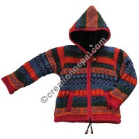 Kids woolen jacket4