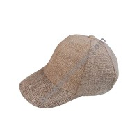 Pure hemp baseball cap