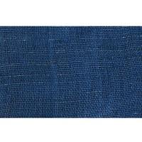 Regular pure hemp 29 inch Blue fabric