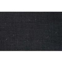 Regular pure hemp 29 inch Black fabric