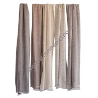 Assorted soft wool muffler1