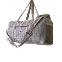 Hemp travel hand bag2