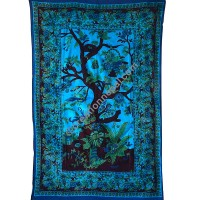 Tree world tapestry