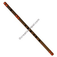 Slim shape bamboo flute