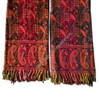 Fine acrylic large shawl