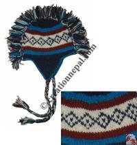 Woolen mohawk hat4