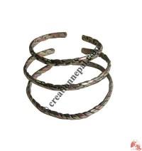 3 metal mixed bangle1