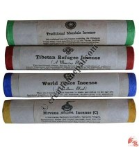 Packet of 4 incense pack