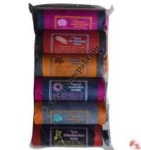 Tibetan incense packet of 5