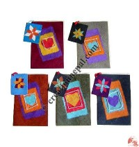 Heart cards (set of 5)