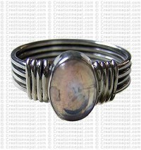 Wire design finger ring 1
