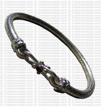 Snake design bracelet