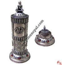 Net design incense burner