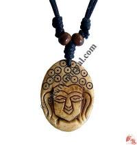 Buddha bone pendant
