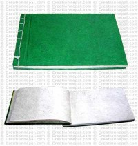 Traditional design string notebook 01