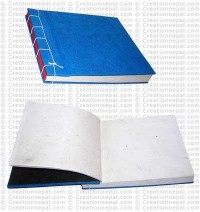 Traditional design string notebook 02