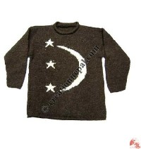 Woolen sweater 1