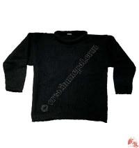 Woolen rollneck sweater2