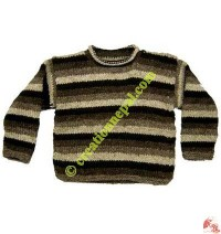 Woolen Baby sweater 1