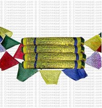 Medium Prayer Flag (packet of 5 roll)